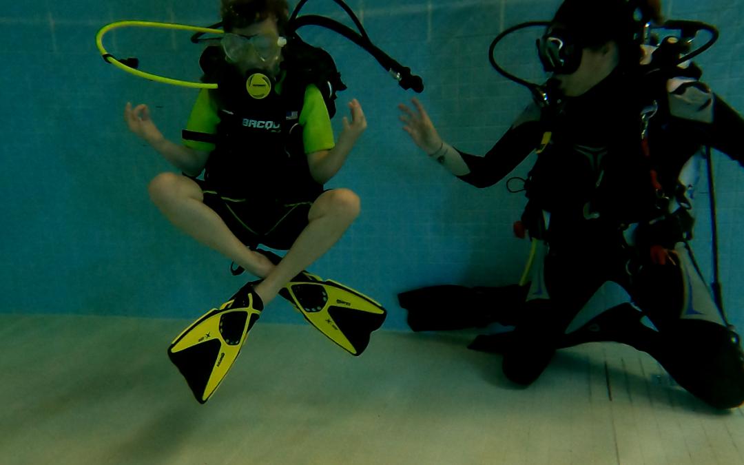 Erlebnis Unter Wasser sein Part 4